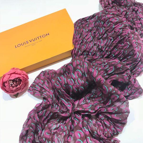 жатые шарфы